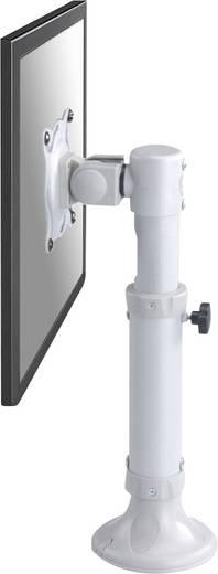 """Monitor-Tischhalterung 25,4 cm (10"""") - 76,2 cm (30"""") Neigbar, Rotierbar NewStar Products FPMA-D025SILVER"""
