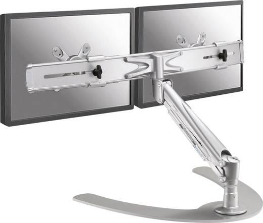 """2fach Monitor-Standfuß 25,4 cm (10"""") - 61,0 cm (24"""") Neigbar+Schwenkbar, Rotierbar NewStar Products FPMA-D940DD"""