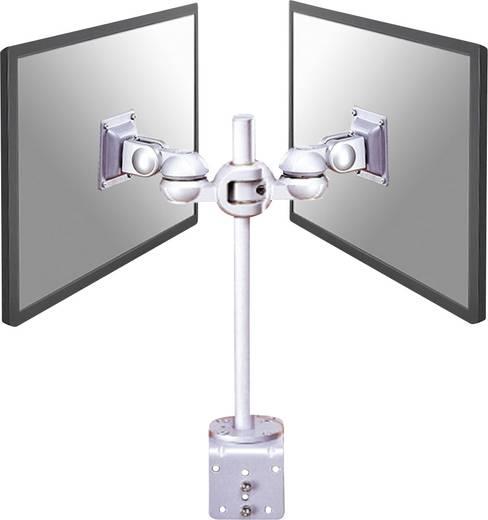 """2fach Monitor-Tischhalterung 25,4 cm (10"""") - 76,2 cm (30"""") Neigbar+Schwenkbar, Rotierbar NewStar Products FPMA-D910D"""