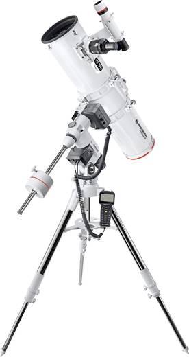 Spiegel-Teleskop Bresser Optik Messier NT-150S/750 EXOS-2 GOTO Äquatorial Newton, Vergrößerung 29 bis 300 x
