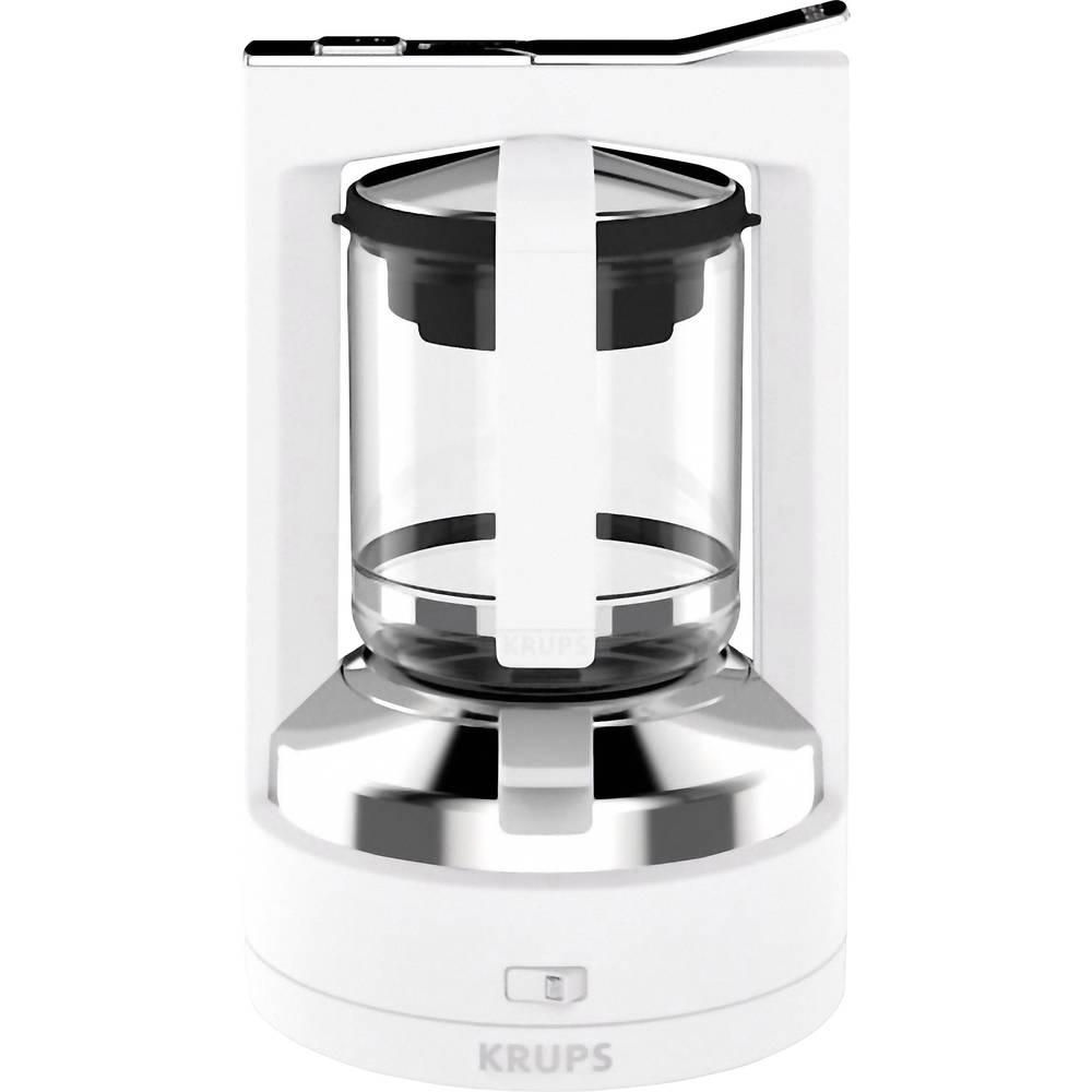 Cafeti re krups km468210 blanc sur le site internet conrad 1300806 - Detartrage cafetiere au vinaigre blanc ...