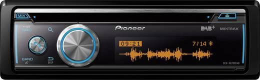 Pioneer DEH-X8700DAB Autoradio Anschluss für Lenkradfernbedienung, DAB+ Tuner, Bluetooth®-Freisprecheinrichtung