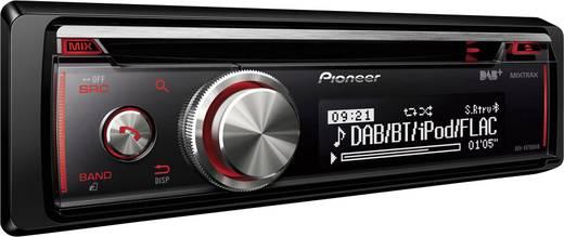 Autoradio Pioneer DEH-X8700DAB Anschluss für Lenkradfernbedienung, DAB+ Tuner, Bluetooth®-Freisprecheinrichtung
