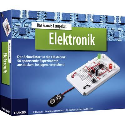 Lernpaket Franzis Verlag Lernpaket Elektronik 978-3-645-65272-8 ab 14 Jahre Preisvergleich