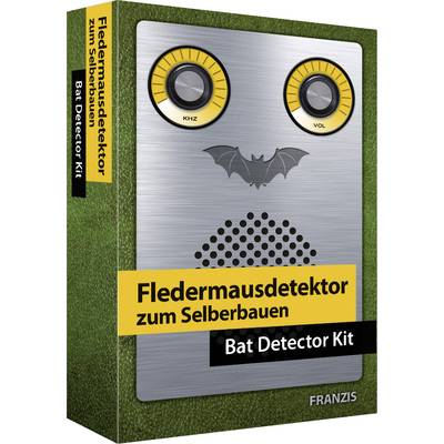 Lernpaket Franzis Verlag Fledermausdetektor/ Bat Detector Kit 978-3-645-65276-6 ab 14 Jahr Preisvergleich