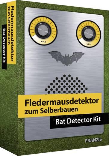 Lernpaket Franzis Verlag Fledermausdetektor/ Bat Detector Kit 978-3-645-65276-6 ab 14 Jahre