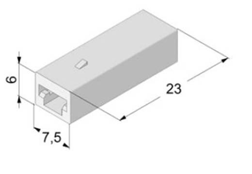 Isolierhülse Weiß 0.5 mm² 1 mm² Vogt Verbindungstechnik 3936h1pa 1 St.