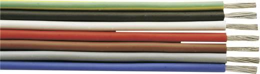 Litze SiF 1 x 2.50 mm² Schwarz Faber Kabel 030967 100 m
