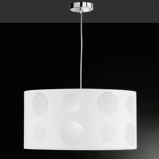 Pendelleuchte Halogen, LED E27 57 W Honsel Joona 64761 Weiß