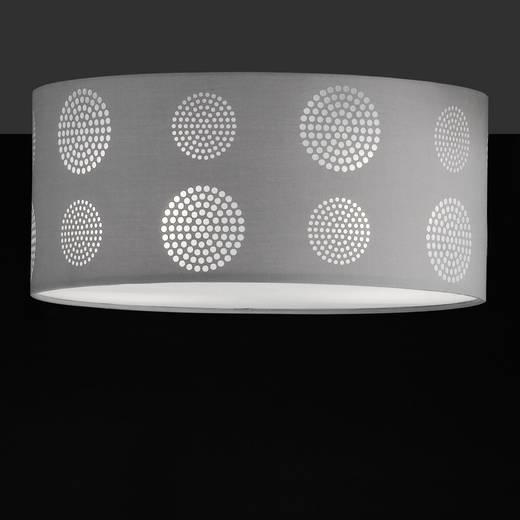 Deckenleuchte LED, Halogen E27 92 W Honsel Joona 29472 Grau