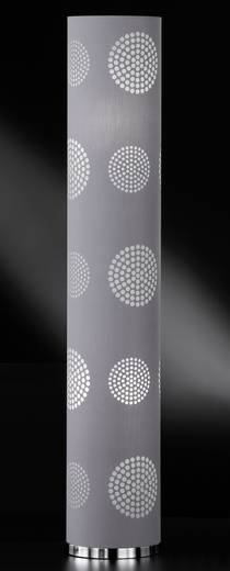 Stehlampe Halogen, LED E14 90 W Honsel Joona 44152 Grau