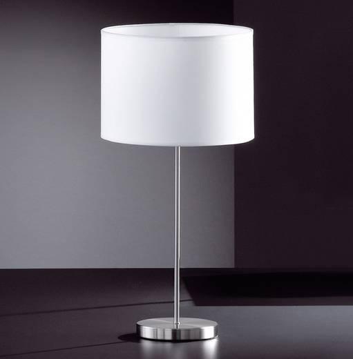 Tischlampe Halogen, LED E27 46 W Honsel Loft 56611 Weiß