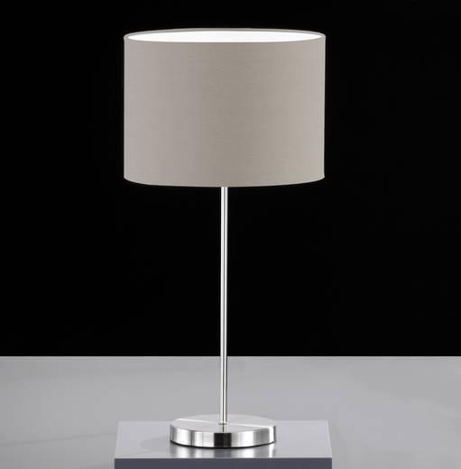 Tischlampe Halogen, LED E27 46 W Honsel Loft 97321 Cappuccino
