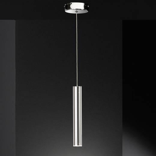 LED-Pendelleuchte 4 W Warm-Weiß Honsel Lagon 64391 Chrom