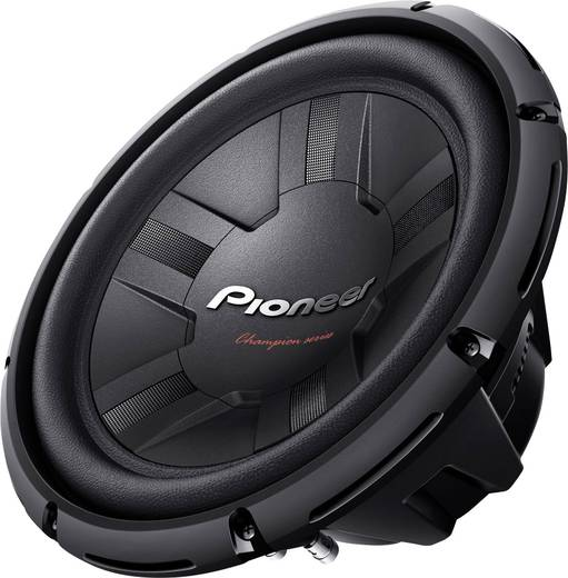 Auto-Subwoofer-Chassis 1400 W Pioneer TS-W311D4 4 Ω