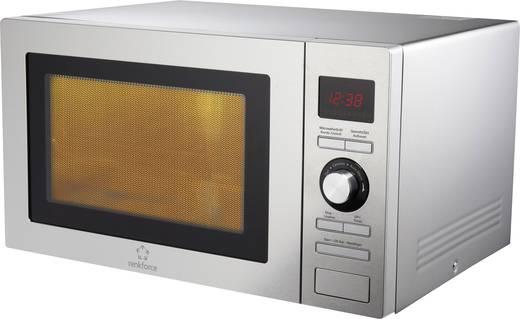 Mikrowelle 900 W Grillfunktion, Heißluft-Funktion Renkforce