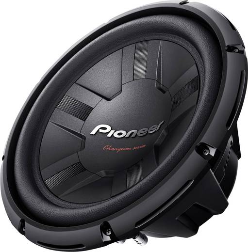 Auto-Subwoofer-Chassis 1400 W Pioneer TS-W311S4 4 Ω