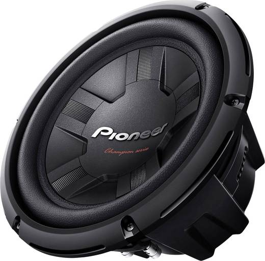auto subwoofer chassis 1200 w pioneer ts w261d4 4 kaufen. Black Bedroom Furniture Sets. Home Design Ideas