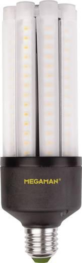LED E27 Stabform 35 W = 80 W Warmweiß (Ø x L) 63 mm x 188 mm EEK: A+ Megaman 1 St.