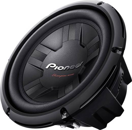 Auto-Subwoofer-Chassis 1200 W Pioneer TS-W261S4 4 Ω
