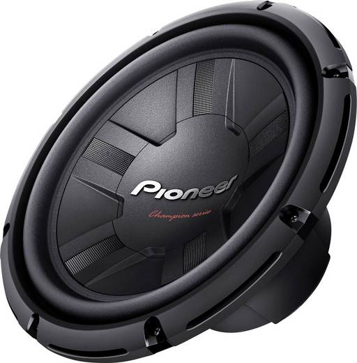 auto subwoofer chassis 1000 w pioneer ts w311 4. Black Bedroom Furniture Sets. Home Design Ideas