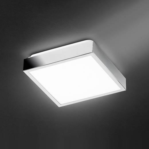 LED-Deckenleuchte 10 W Warm-Weiß Honsel Helle 20221 Chrom