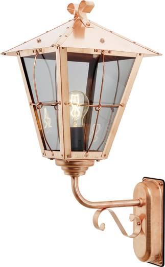 Außenwandleuchte Energiesparlampe, LED E27 100 W Konstsmide Fenix Up 433-900 Kupfer