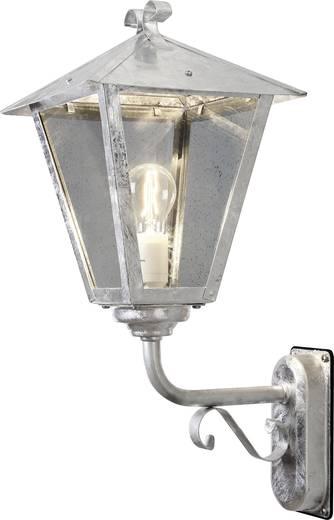 Außenwandleuchte Energiesparlampe, LED E27 100 W Konstsmide Benu Up 434-320 Stahl
