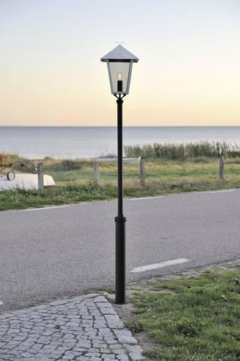 Außenstandleuchte Energiesparlampe, LED E27 100 W Konstsmide Benu 437-320 Stahl