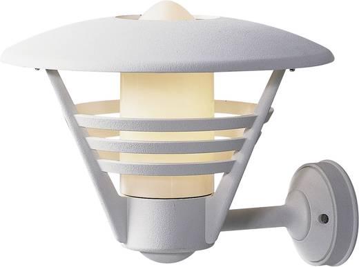 Außenwandleuchte Energiesparlampe, LED E27 100 W Konstsmide Gemini 503-250 Weiß