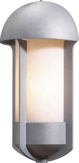 Außenwandleuchte Energiesparlampe, LED E27 60 W Konstsmide Tyr 510-312 Silber