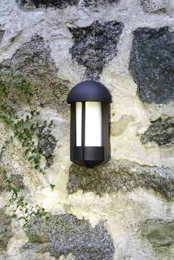 Außenwandleuchte Energiesparlampe, LED E27 60 W Konstsmide Tyr 510-752 Schwarz