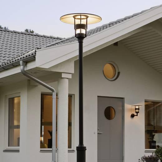 Außenstandleuchte Energiesparlampe, LED E27 60 W Konstsmide Freja 524-750 Schwarz