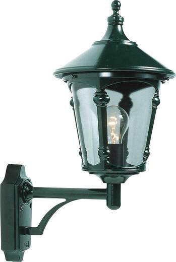 Außenwandleuchte Energiesparlampe, LED E27 100 W Konstsmide Virgo Up 571-600 Grün