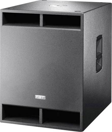 aktiver pa subwoofer 18 zoll fbt x sub 18sa 600 w 1 st kaufen. Black Bedroom Furniture Sets. Home Design Ideas