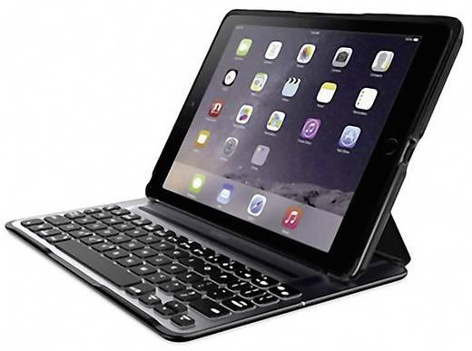 tablet tastatur mit bookcover belkin qode passend f r. Black Bedroom Furniture Sets. Home Design Ideas