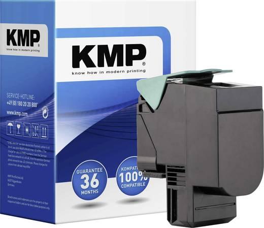 KMP Toner ersetzt Lexmark C540H2YG Kompatibel Gelb 2000 Seiten L-T41