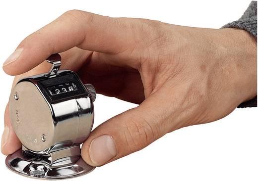 VOLTCRAFT JN28D Handzähler, mechanisch, verchromt