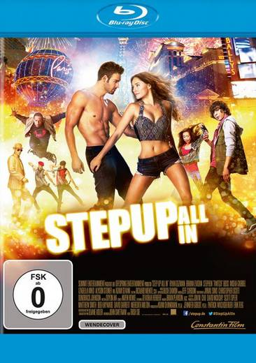 blu-ray Step Up: All In FSK: 0