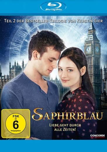 blu-ray Saphirblau FSK: 6