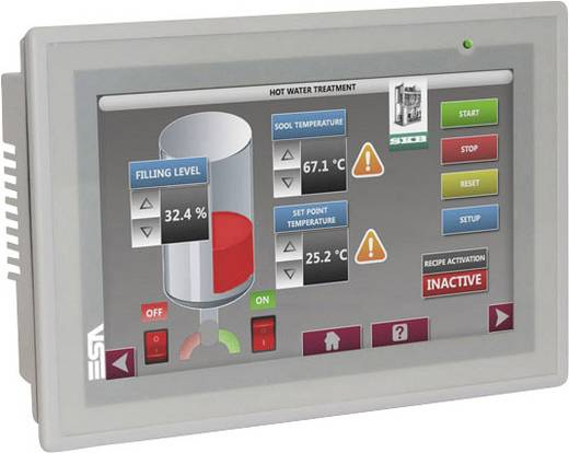 SPS-Touchpanel mit integrierter Steuerung ESA-Automation SC107A 0111 SC107 18 V/DC, 32 V/DC