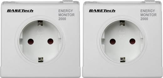 Energiekosten-Messgerät Basetech EM 2000 integrierte Kindersicherung