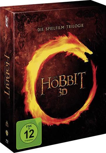 blu-ray 3D Der Hobbit - Trilogie FSK: 12