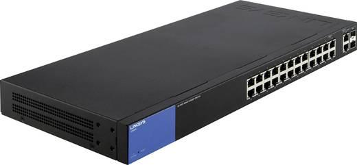 Netzwerk Switch RJ45 Linksys LGS326-EU 24 + 2 Port 1 GBit/s