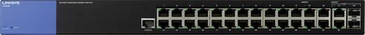 Linksys LGS528-EU Netzwerk Switch RJ45/SFP 26 + 2 Port 1 Gbit/s