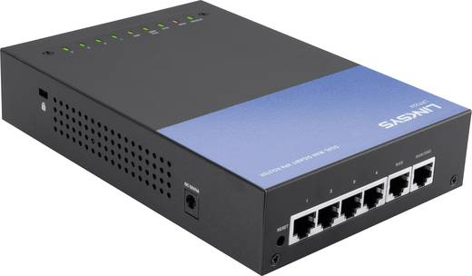 VPN Router Linksys LRT224-EU VPN Router
