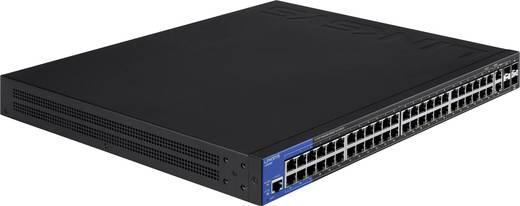 Netzwerk Switch RJ45/SFP Linksys LGS552P-EU 48 + 4 Port PoE-Funktion