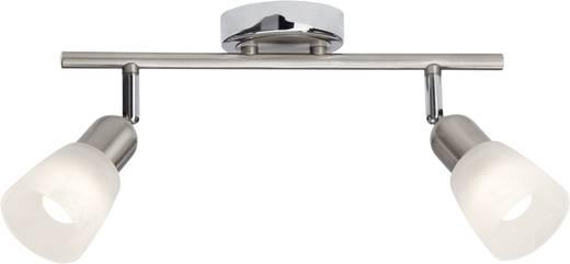 Deckenstrahler LED E14 Brilliant Bethany G55213/77 Chrom, Eisen