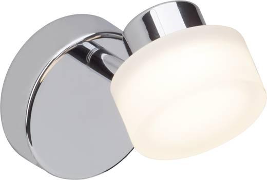 LED-Wandleuchte 5 W Warm-Weiß Brilliant Rory G35410/15 Chrom