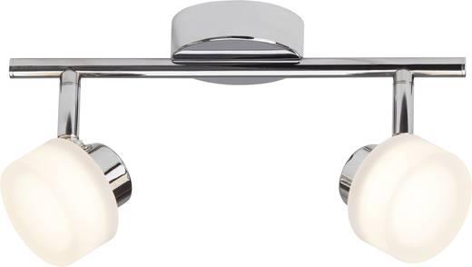 LED-Deckenstrahler 10 W Warm-Weiß Brilliant Rory G35413/15 Chrom